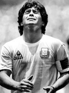 Maradona Mobile Wallpaper