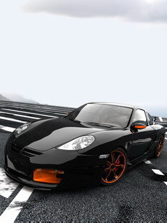 Porche Car Mobile Wallpaper