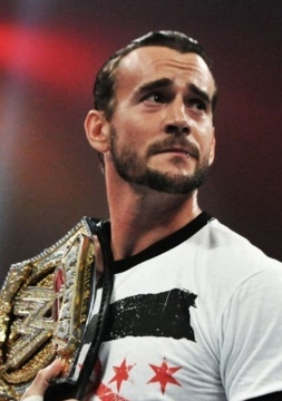 Cm Punk Mobile Wallpaper