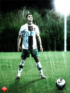 C Ronaldo Mobile Wallpaper