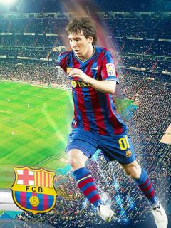 Messi Mobile Wallpaper
