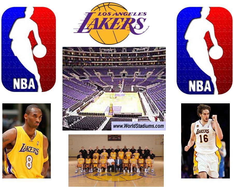 LA Lakers Mobile Wallpaper