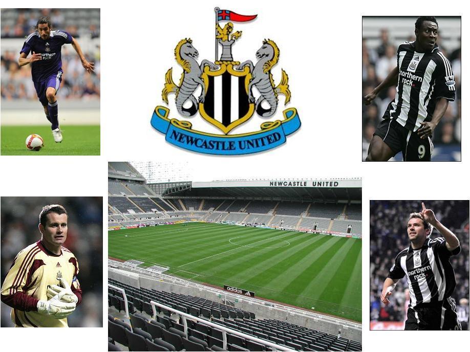 Newcastle United FC Mobile Wallpaper
