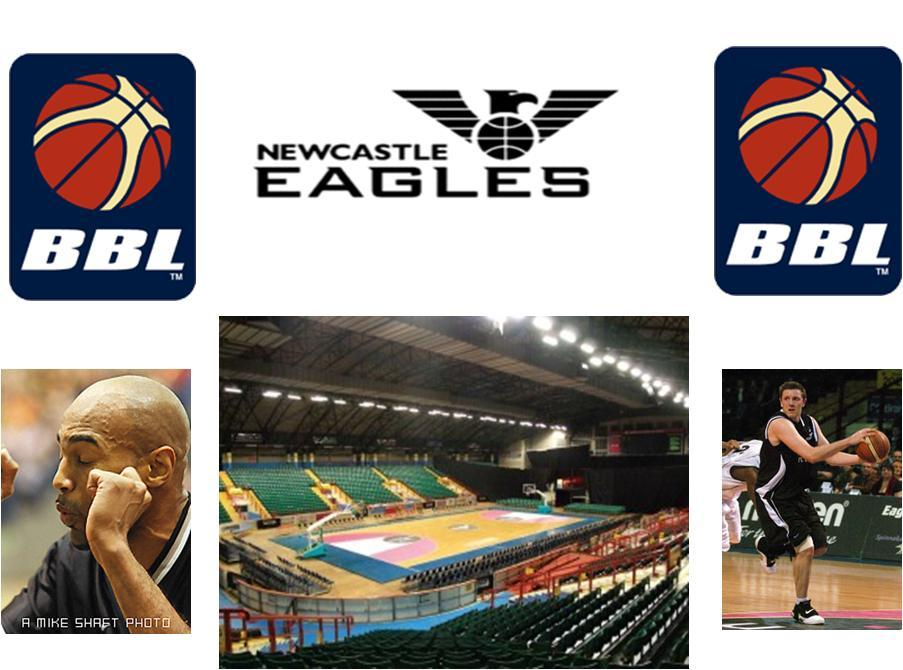 Newcastle Eagles Mobile Wallpaper