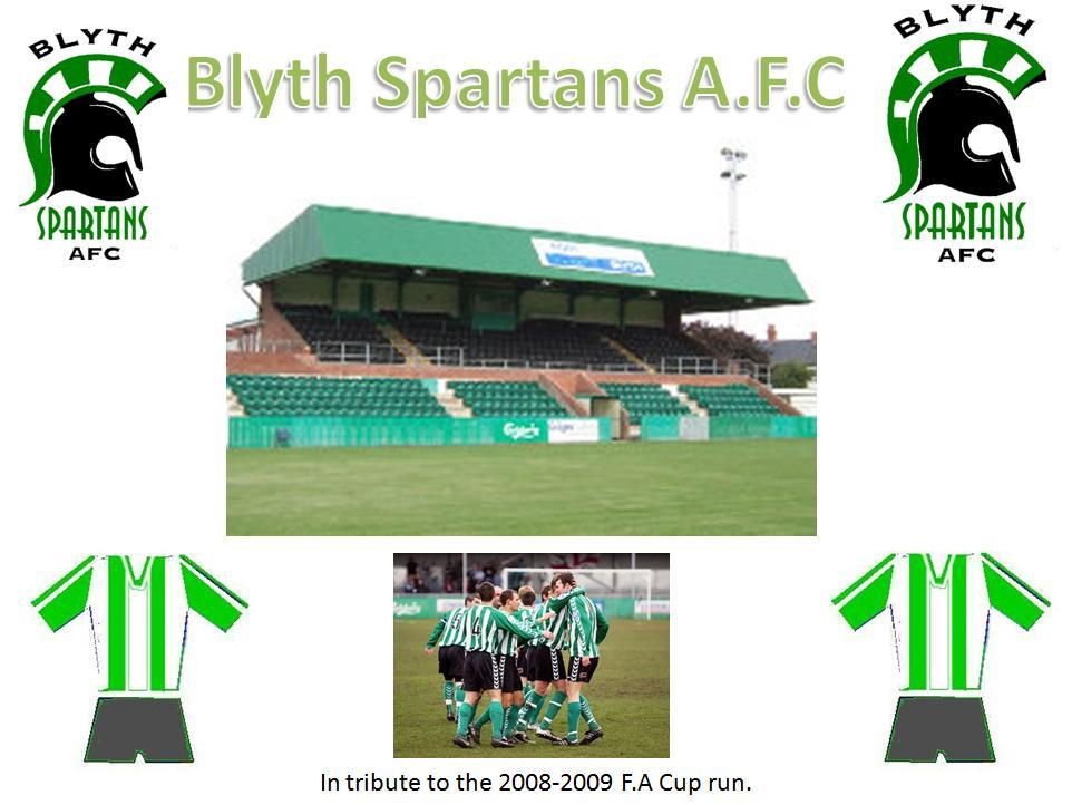 Blyth Spartans Mobile Wallpaper