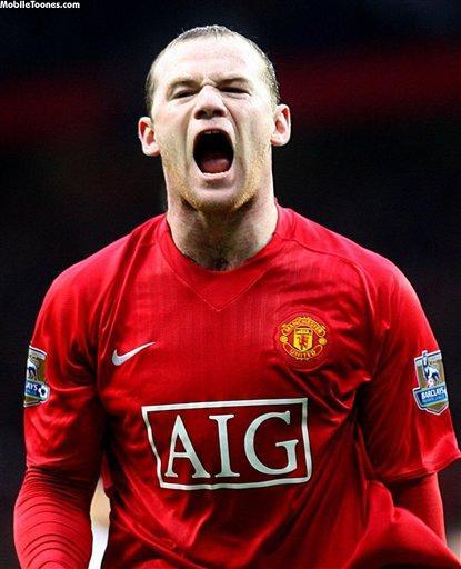 Wayne Rooney Mobile Wallpaper