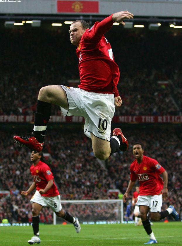 Wayne Rooney21 Mobile Wallpaper