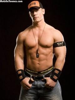 John Cena Mobile Wallpaper