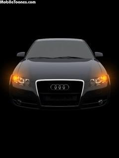 Audi A4 Mobile Wallpaper