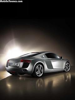 Audi R8 Mobile Wallpaper