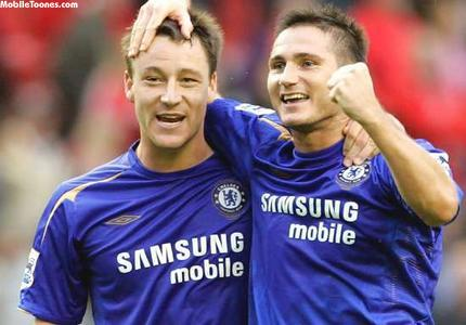 TERRY ND LAMPARD Mobile Wallpaper