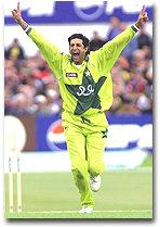Wasim Akram Mobile Wallpaper