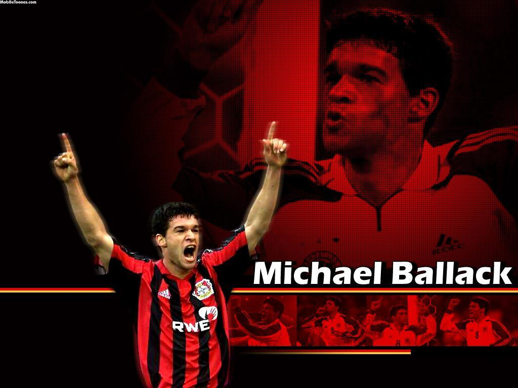 Ballack Mobile Wallpaper