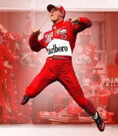 Michael-Schumacher2 Mobile Wallpaper