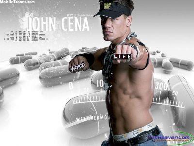 Jhon Cena Mobile Wallpaper