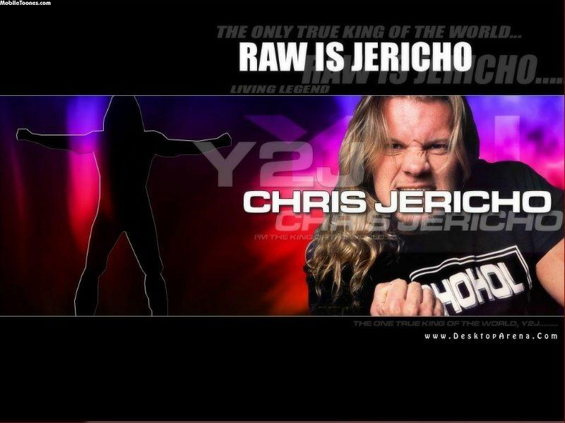 Chrish Jericho Mobile Wallpaper
