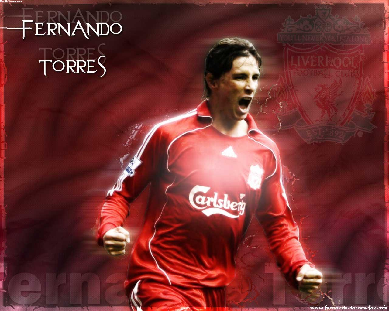 Fernando Torres Mobile Wallpaper