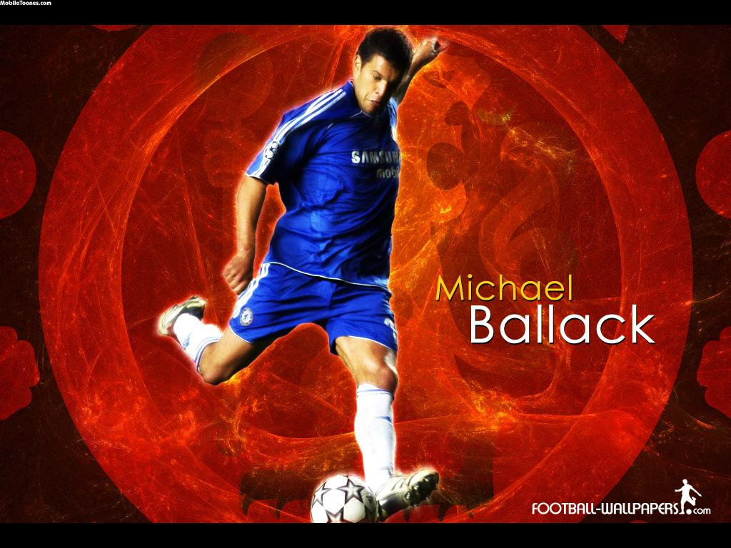 Michael Ballack Mobile Wallpaper