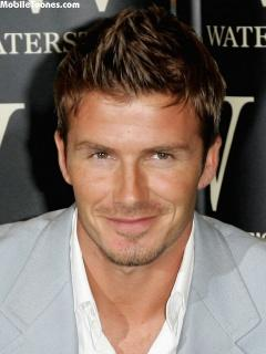 David Beckham Mobile Wallpaper