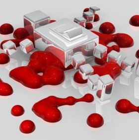 Blood On The Dancefloor Mobile Wallpaper