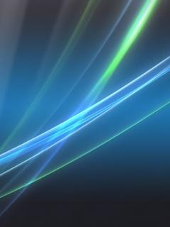 Windows Vistas Mobile Wallpaper
