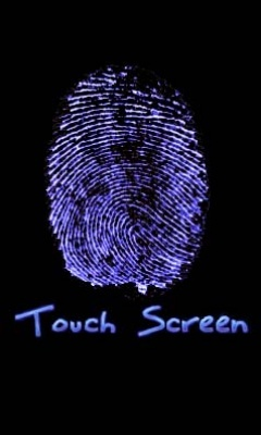 Touch Screen Mobile Wallpaper