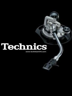 Technics Mobile Wallpaper