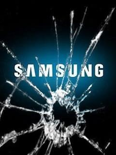 Samsung Lcd Broken Mobile Wallpaper