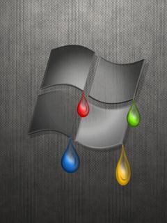 Windows Drops Mobile Wallpaper