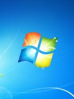 Windows7 Mobile Wallpaper