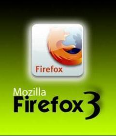 Mozilla Firefox3 Mobile Wallpaper