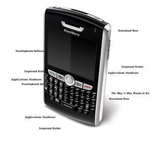 Blackberry Mobile Wallpaper