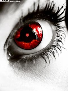 RED Eye Mobile Wallpaper