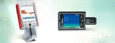Nokia 3250 Mobile Wallpaper