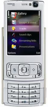 N95 Mobile Wallpaper