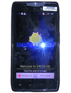 Motorola DROID HD Mobile Reviews