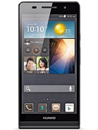 Huawei Ascend P6 Mobile Reviews