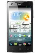 Acer Liquid S1 Mobile Reviews