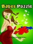 Babes Puzzle 240x320 Free Mobile Games
