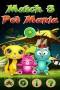 Match 3 Pet Mania games