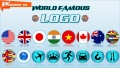 World Famous Logo Quiz games