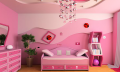 Rush Into Pink Rooms games