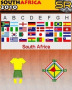 2010 World Cup In South Africa 1.0 Free Mobile Games
