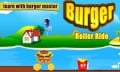 Burger Roller Ride Free Mobile Games