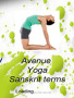 Yoga Asana Sanskrit Terms games
