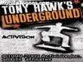 Tony Hawk Underground games