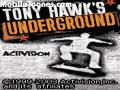 Tony Hawk Underground games