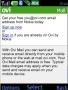 Ovi Mail Beta For Symbian Phones softwares