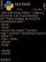 S60 HTML Editor For Symbian Phones V 0.7 softwares