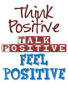 Talk Positive wallpapers